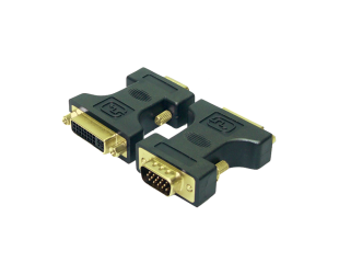 Adapteris LogiLink DVI Adapter DVI-I female - VGA DSUB male Logilink