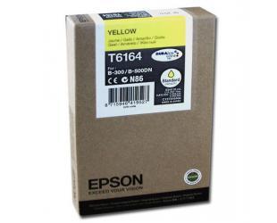 Rašalo kasetė Epson T618 Extra High Capacity (Black) 8,000 Businessjet B500DN Epson