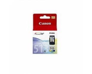 Rašalo kasetė Canon CL-513 Tri-Colour, Cyan, Magenta, Yellow