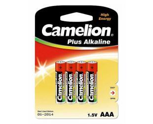 Barterijos Camelion AAA/LR03, Plus Alkaline, 4 vnt