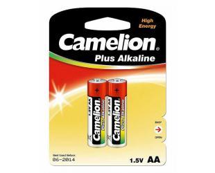 Barterijos Camelion AA/LR6, Plus Alkaline, 2 vnt