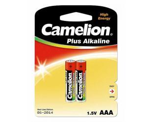 Barterijos Camelion AAA/LR03, Plus Alkaline, 2 vnt