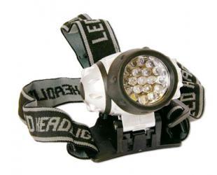 Šviestuvas Arcas Headlight 19 LED 4 light functions