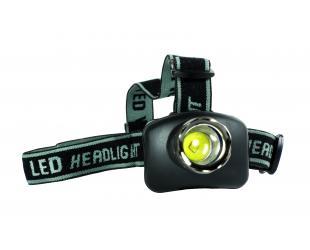 Šviestuvas Camelion Headlight CT-4007 SMD LED, 130 lm, Zoom function