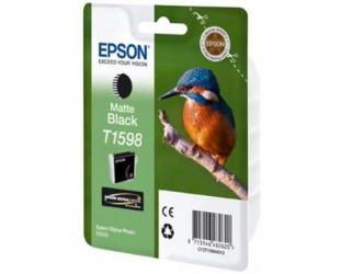 Rašalo kasetė Epson T1598, Matte Black