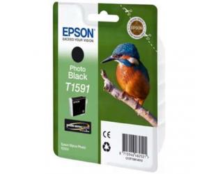 Rašalo kasetė Epson T1591, Photo Black