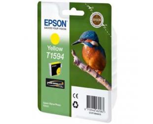 Rašalo kasetė Epson T1594, Yellow