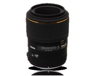 Objektyvas Sigma EX 105mm F2.8 Macro DG OS HSM Nikon