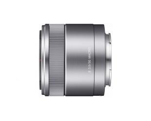 Objektyvas Sony SEL-20F28 E 30mm F3.5 Macro