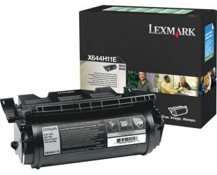Toneris Lexmark X644H11E, Black, 21000 puslapių