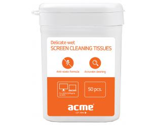 Servetėlės Acme CL01 Delicate screen cleaning tissues