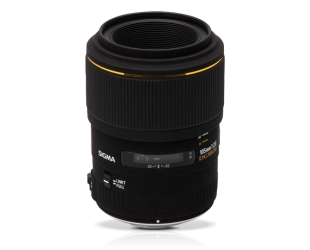 Objektyvas Sigma EX 105mm F2.8 Macro DG OS HSM Canon