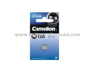 Barterijos Camelion PQ-136 CR1225, Lithium, 1 vnt