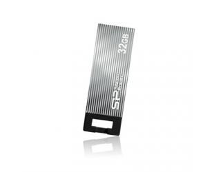 USB raktas Silicon Power Touch 835 32GB, USB 2.0, Grey
