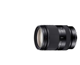 Objektyvas Sony SEL-18200LE E 18-200mm F3.5-6.3 telephoto zoom lens
