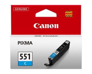 Rašalo kasetė Canon CLI-551 C, Cyan
