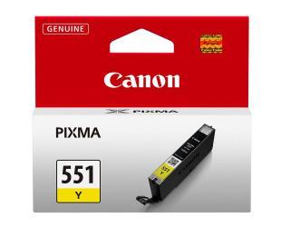 Rašalo kasetė Canon CLI-551 Y, Yellow