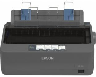Adatinis spausdintuvas Epson LX-350 Dot matrix, Printer, Black