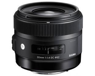 Objektyvas Sigma EX 30mm F1.4 DC HSM  Canon [ART]