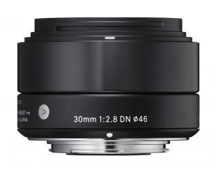 Objektyvas Sigma 30mm F2.8 DN Panasonic [ART]