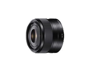Objektyvas Sony SEL-35F18 E35mm, F1.8 pancake lens