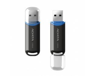 USB raktas ADATA C906 32GB USB 2.0 Black