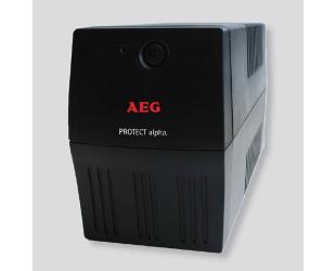 Nepertraukiamo maitinimo šaltinis AEG UPS Protect alpha 800 800VA, 480W, 280 V