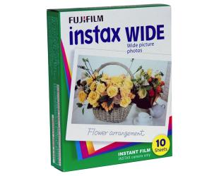 Momentinis fotopopierius Fujifilm Instax Wide, 10 vnt