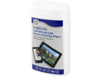 Servetėlės Logilink Special cleaning cloths for TFT and LCD cleaner