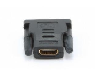 Kabelis Gembird A-HDMI-DVI-2 Black