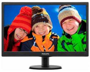 Monitorius Philips 193V5LSB2/10 18.5""