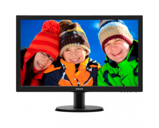 Monitorius Philips 243V5LSB/00 23.6""