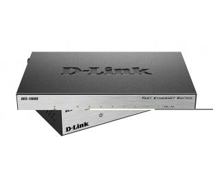 Komutatorius (Switch) D-Link DES-1008D Unmanaged