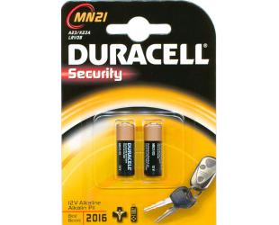 Baterijos Duracell A23/MN21, Alkaline, 2 vnt