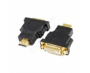 Kabelis Gembird HDMI - DVI, M/F Black, HDMI to DVI adapter