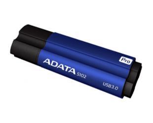 USB raktas ADATA S102P 64GB USB 3.0 Blue