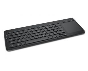 Klaviatūra Microsoft N9Z-00022 Multimedia, Wireless, Keyboard layout EN, Graphite, Mouse included, UK English, 434 g
