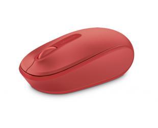 Belaidė pelė Microsoft U7Z-00034 1850 Red