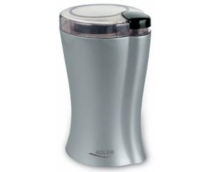 Kavamalė Adler AD 443 Stainless steel, 150 W, 70 g, Number of cups 8 pc(s),