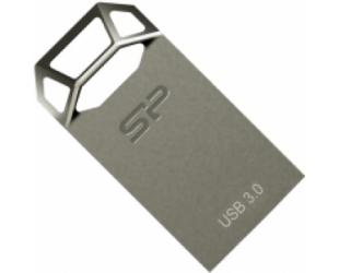 USB raktas Silicon Power Jewel J50 32GB USB 3.0 Titanic