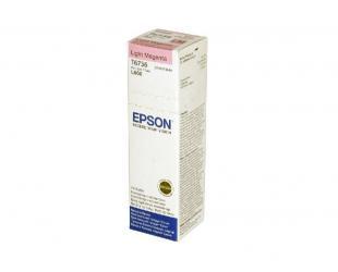 Rašalo kasetė Epson T6736 bottle 70ml, Light Magenta