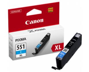 Rašalo kasetė Canon CLI-551XL C, Cyan