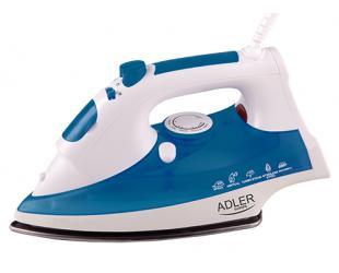 Lygintuvas Adler AD 5022White/Blue 2200W