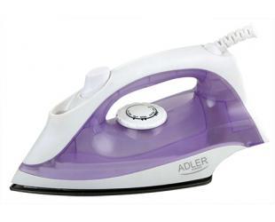 Lygintuvas Adler AD 5019 Violet/White 1600W