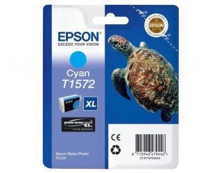 Rašalo kasetė Epson T1572, Cyan