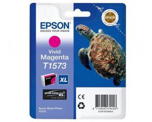Rašalo kasetė Epson T1573, Magenta