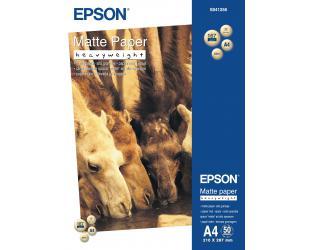 Foto popierius Popierius Epson Matte, DIN A4, 167g/m², 50 vnt