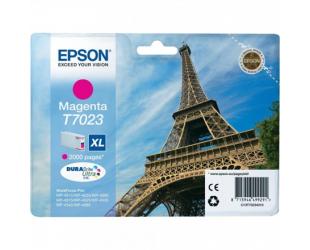 Rašalo kasetė Epson T7023, Magenta