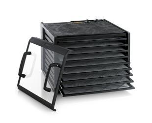 Vaisių, grybų, daržovių džiovyklė Excalibur 4926TBCD, juoda