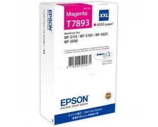 Rašalo kasetė Epson T7893 XXL, Magenta